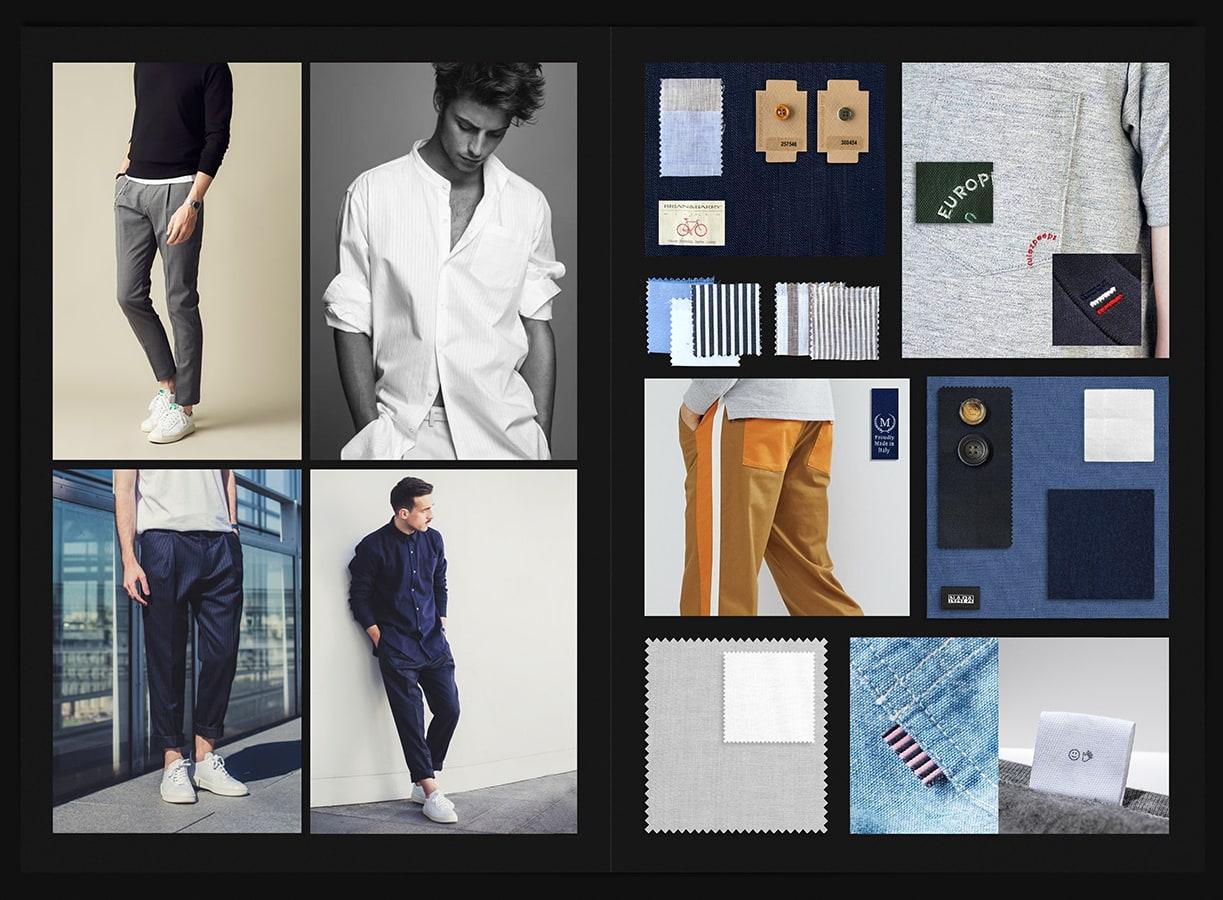 MenswearBoard Andrea Busnelli Fashion Design