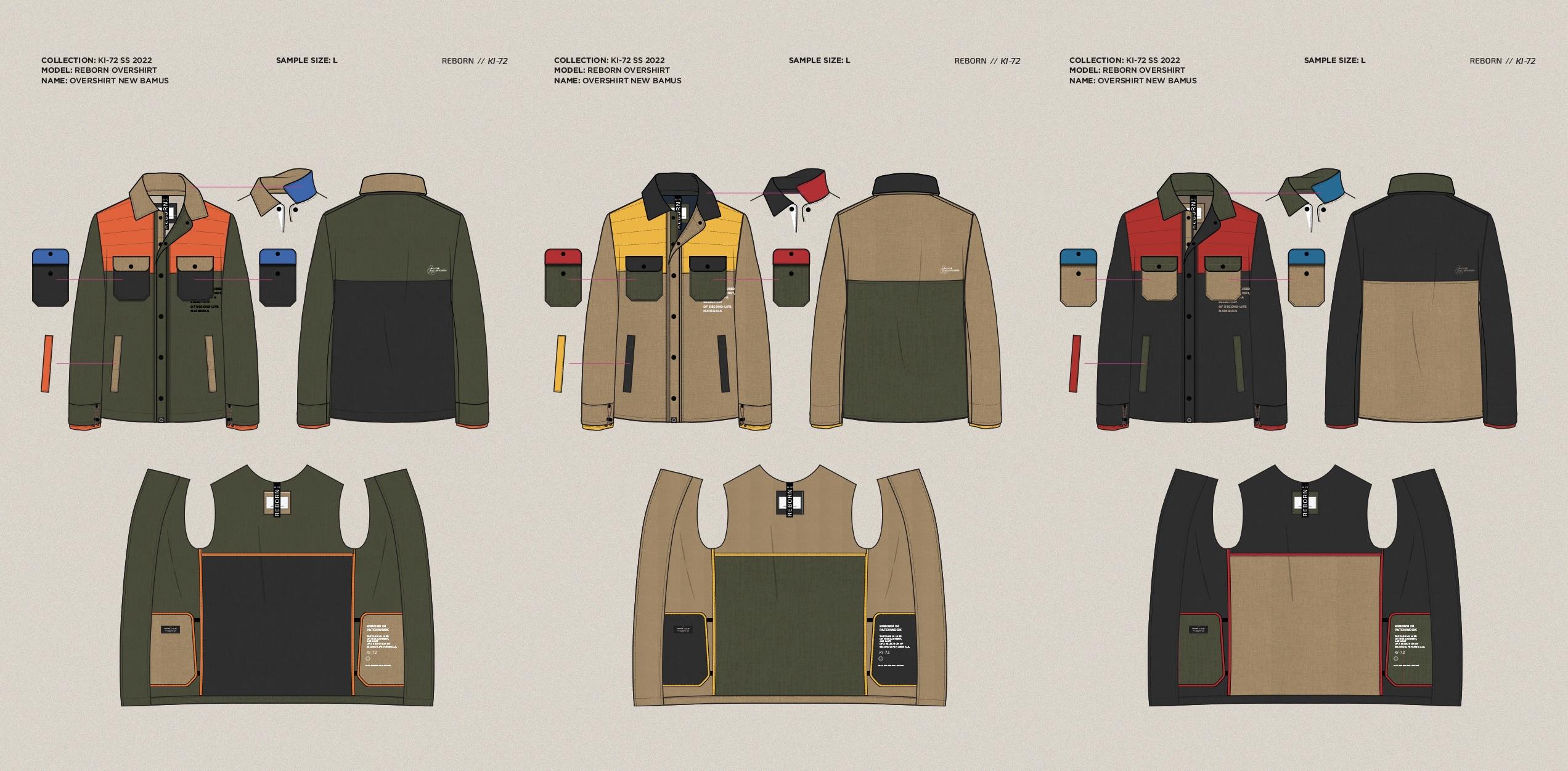 Andrea Busnelli Fashion Graphic Designer 8