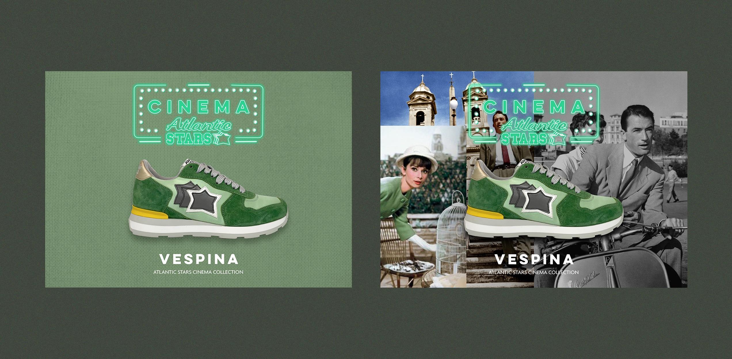 Andrea Busnelli Graphic Designer Atlantic Stars graphic