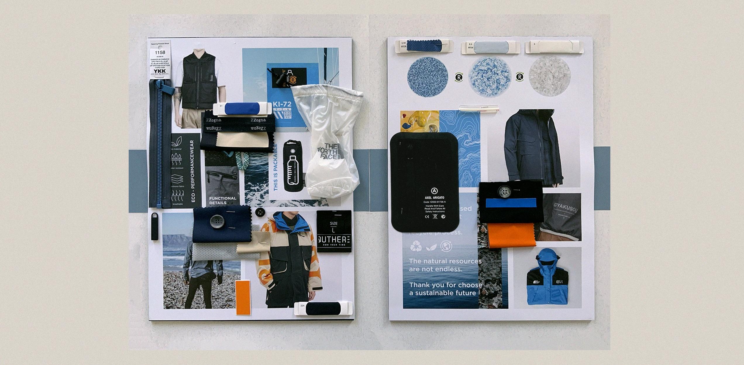 Mood Andrea Busnelli Fashion Graphic Designer