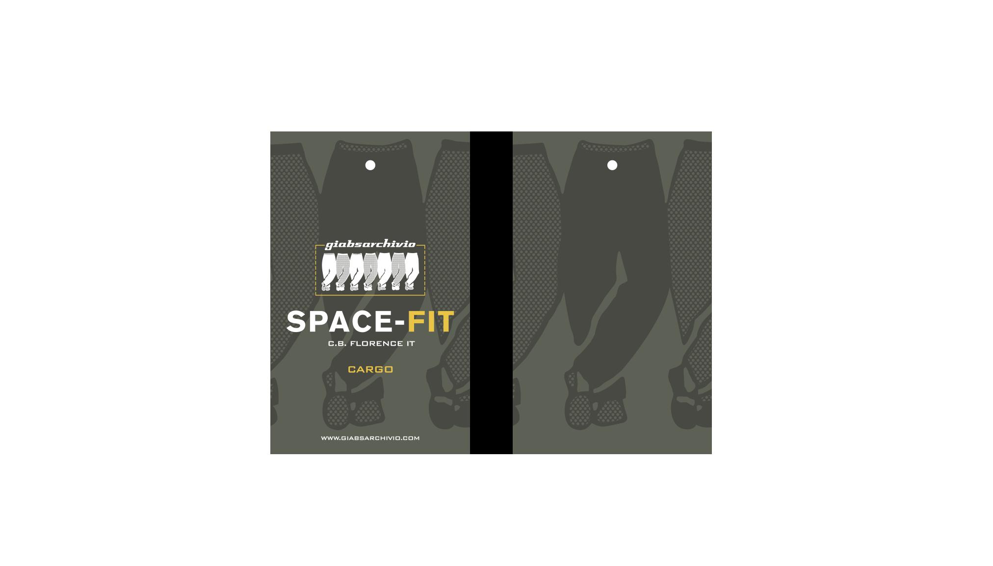 Freelance fashion designer Giabs Archivio Space-Fit